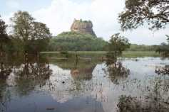 "Sigirya ""the Lion"" Rock"