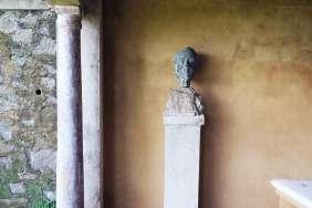 Bust of Geoffrey Bawa