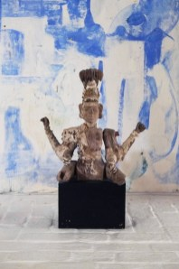Sculpture in the Gallery Room