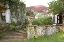 Outside the Main House