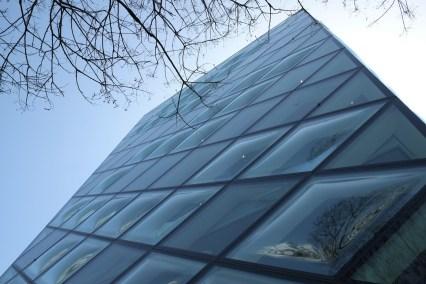 The Prada building in Aoyama, Tokyo by arcihitecs Herzog & de Meuron