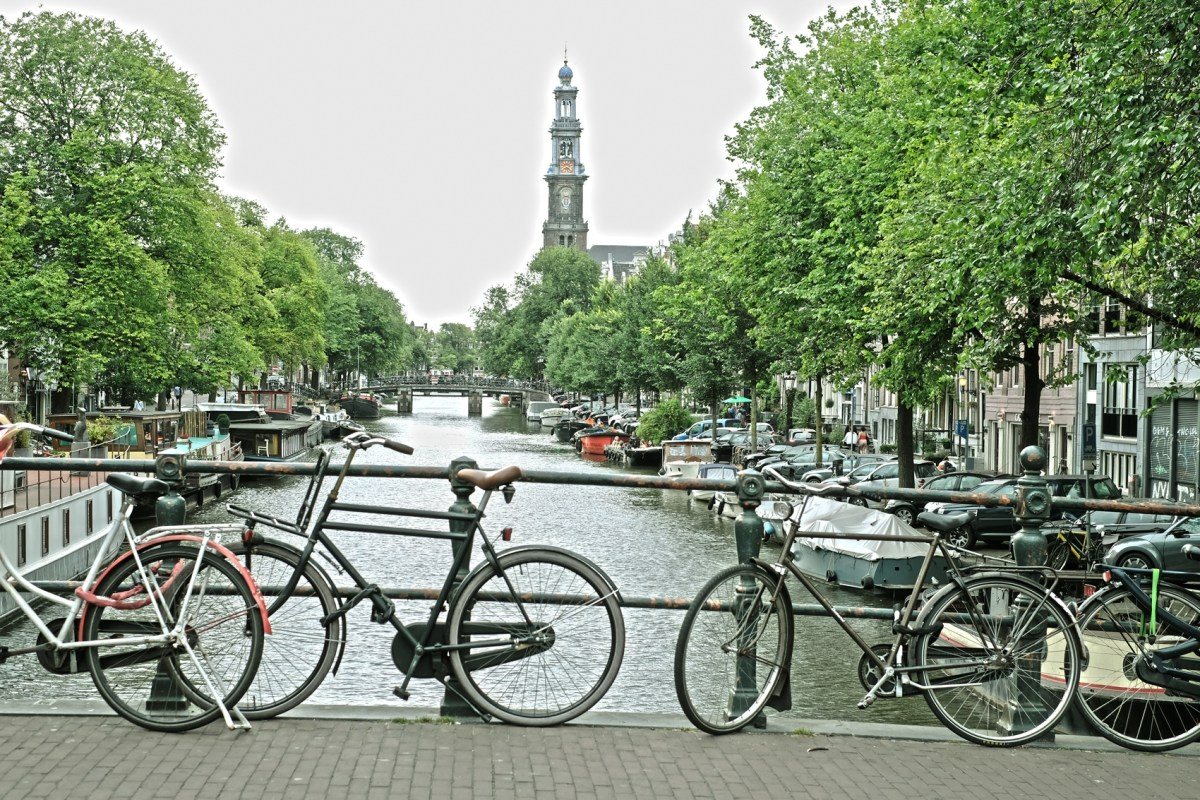 Amsterdam; a precious jewel in Northern Europe