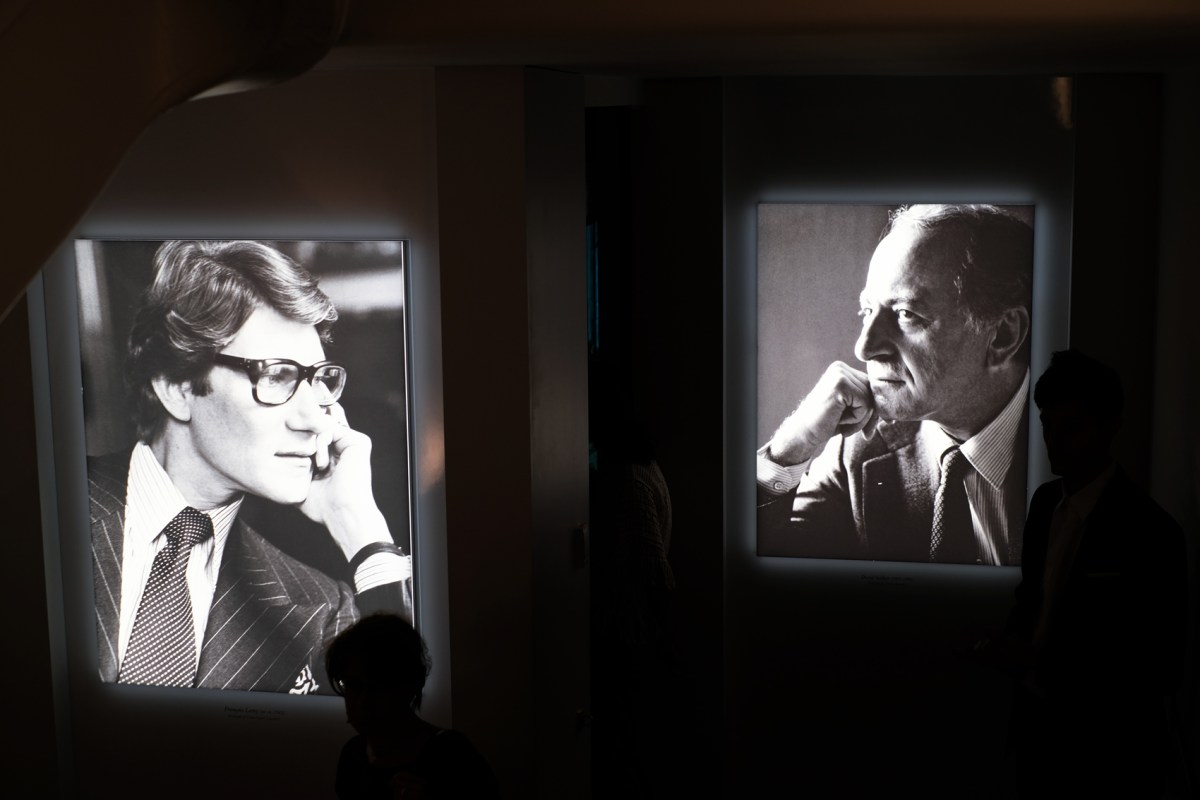 Yves Saint Laurent Museum in Paris