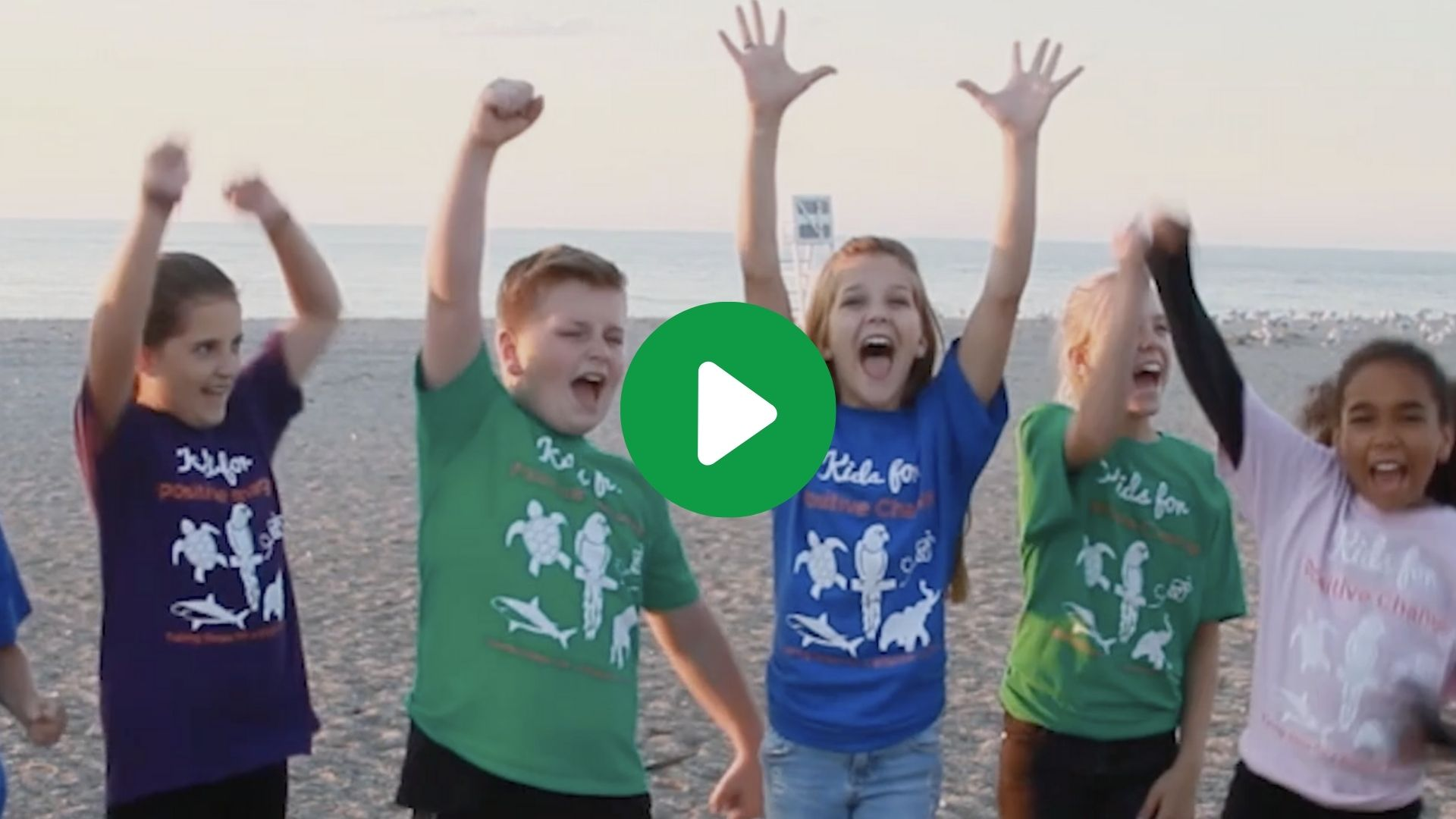 watch kids for positive change videos