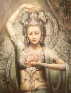 Goddess-Dancing