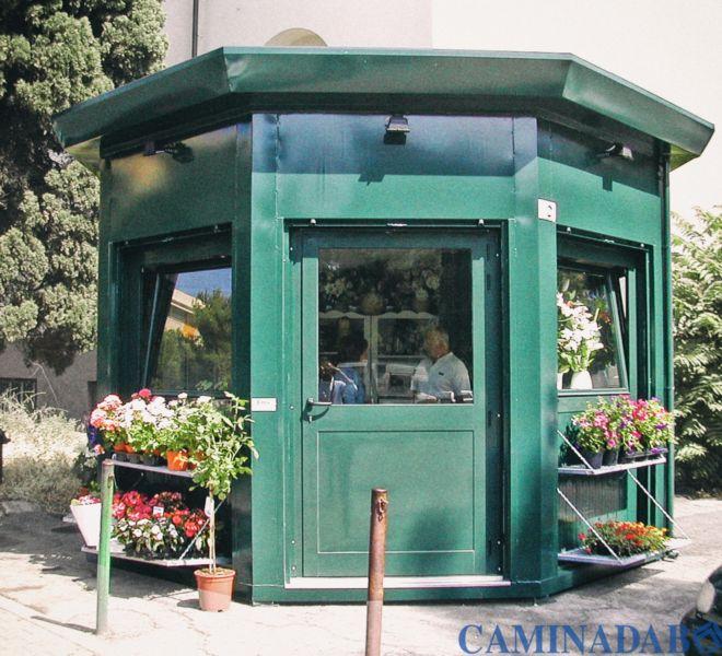 prefabbricati monoblocco per chioschi e negozi