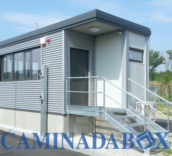 box standard uffici con scala