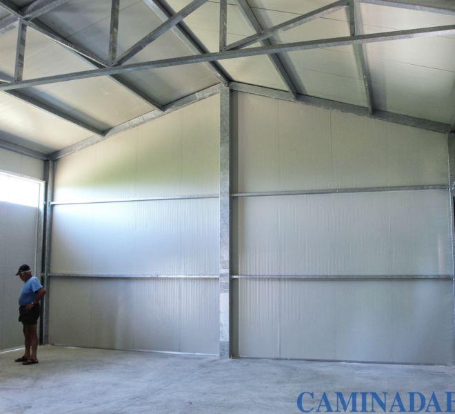 costruzione box interni
