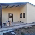 Box autorimesse con tettoia verniciate colorate prezzi prezzo
