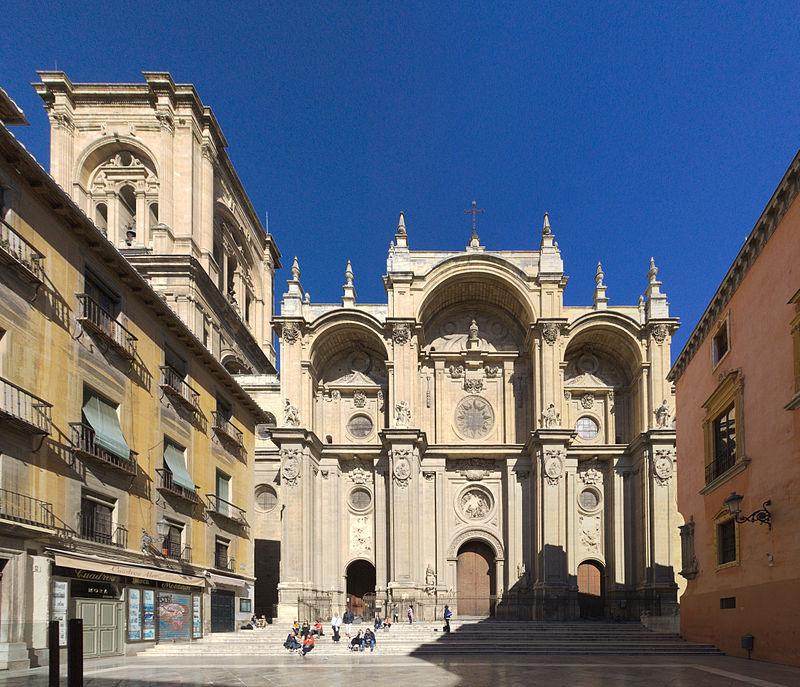 Fachada Catedral de Granada