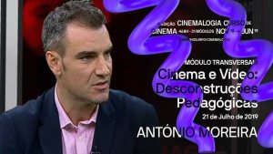 Módulo Transversal de Cinema e Vídeo: Desconstruções Pedagógicas (26h)