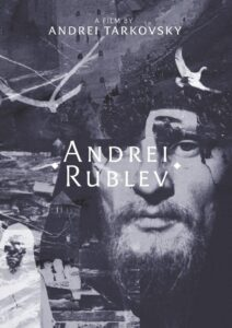 """Poster for the movie """"Andrei Rublev"""""""