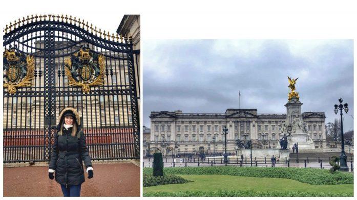 Palacio de Buckingham. Ruta Londres dos días