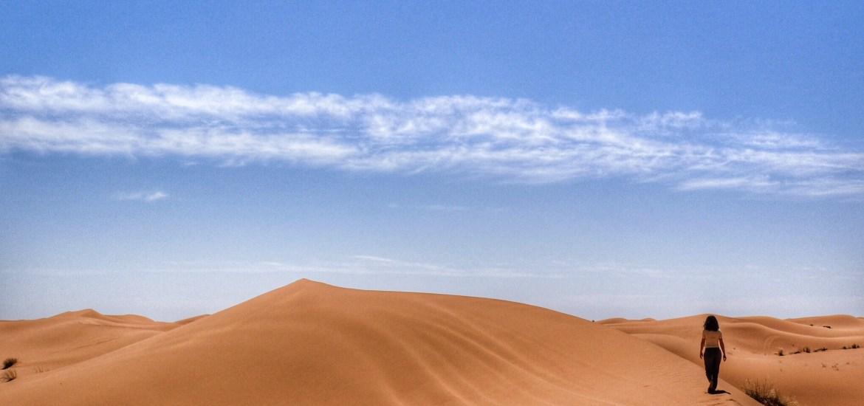 Desierto de Merzouga. Ruta por Marruecos en 7 días