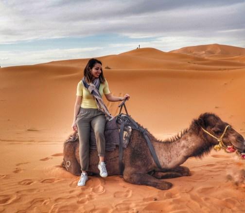 Desierto Merzouga. Ruta Marruecos 7 días