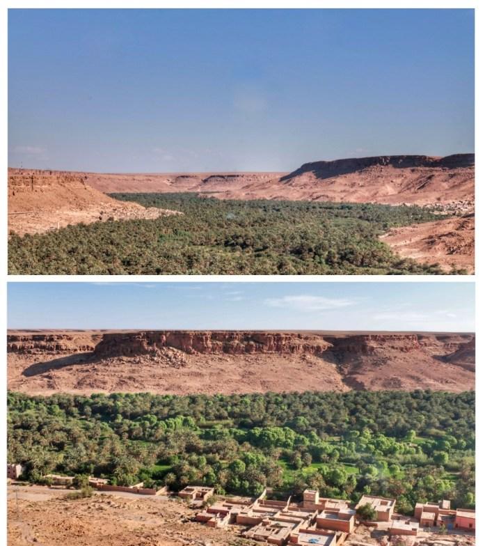 Ruta de Fez al desierto de Merzouga