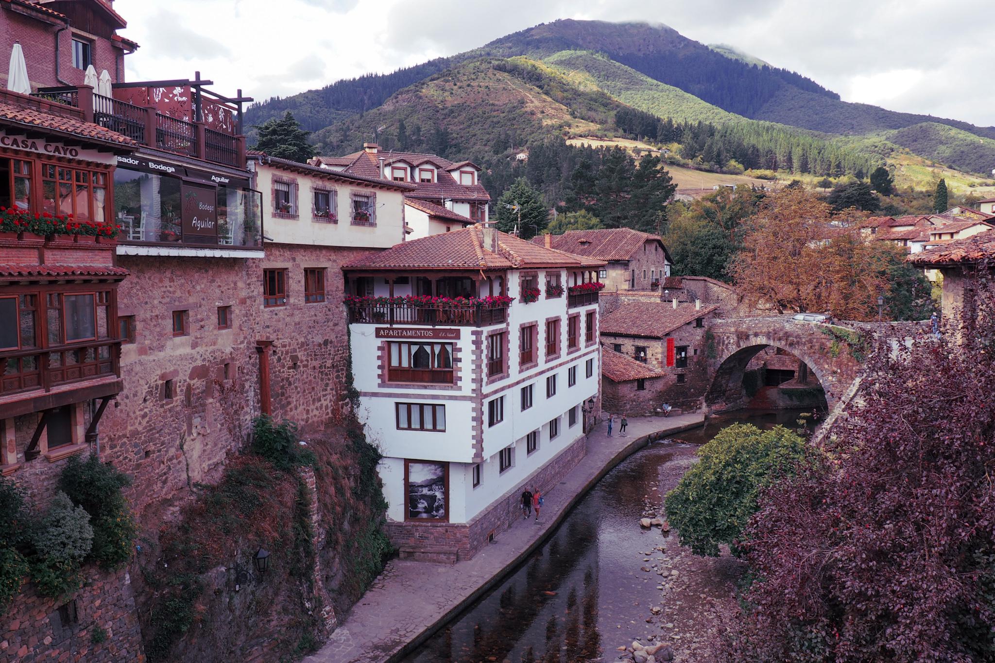 Ruta en coche por Cantabria