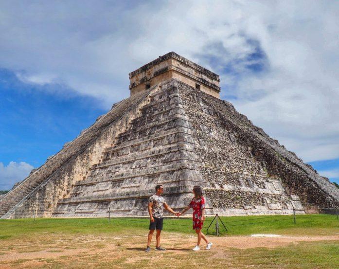 México en 15 días. Chichén Itzá