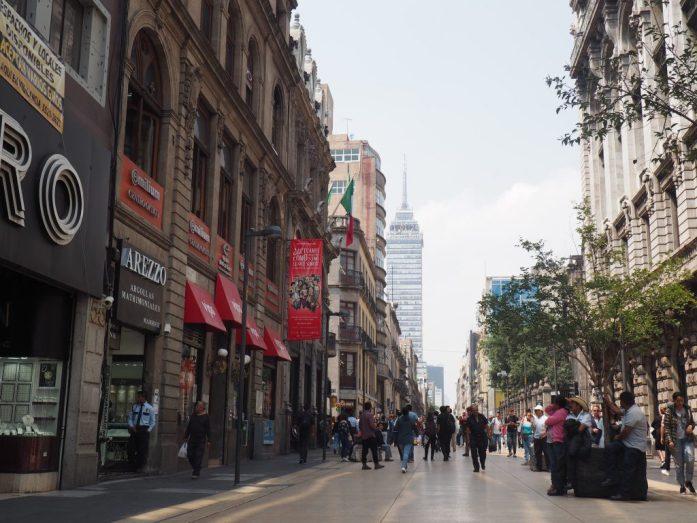 Avenida Madero, Ciudad de México