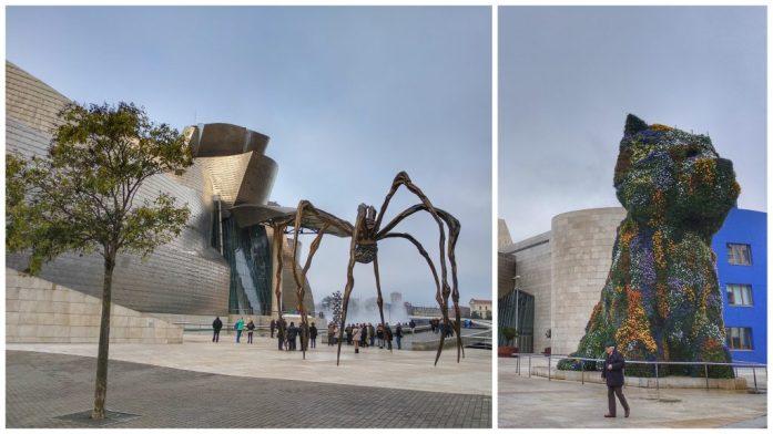 Pais Vasco ruta en coche en tres días. Museo Guggenheim