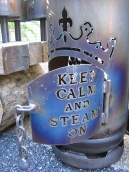 50thFire.de - Dorset Steam