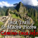 Camino-Inca.info - Information about the Inca Trail to Machu Picchu