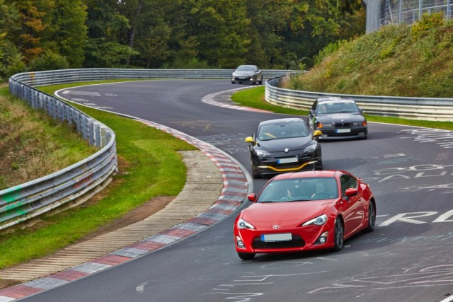 nurburgring coche