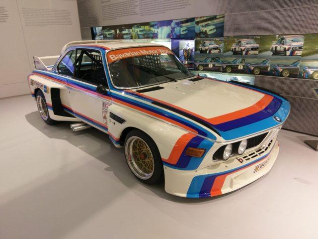 BMW 3.0 CSL de 1975