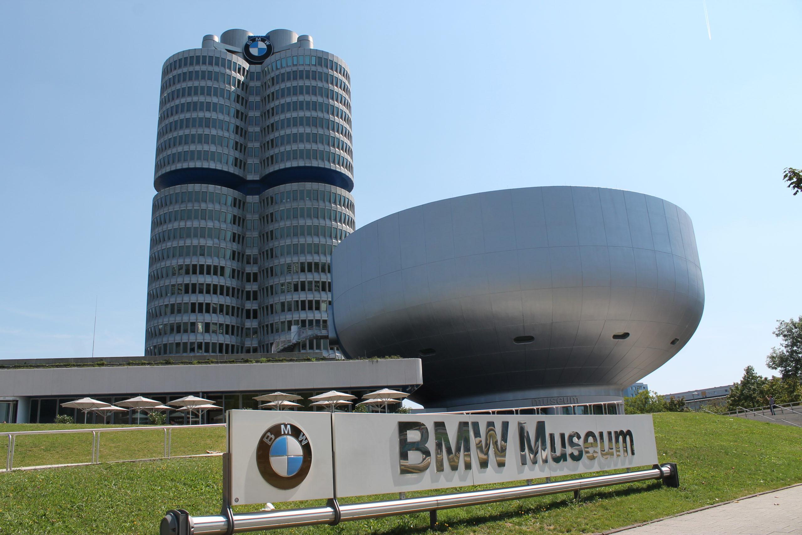 Museo BMW de Múnich