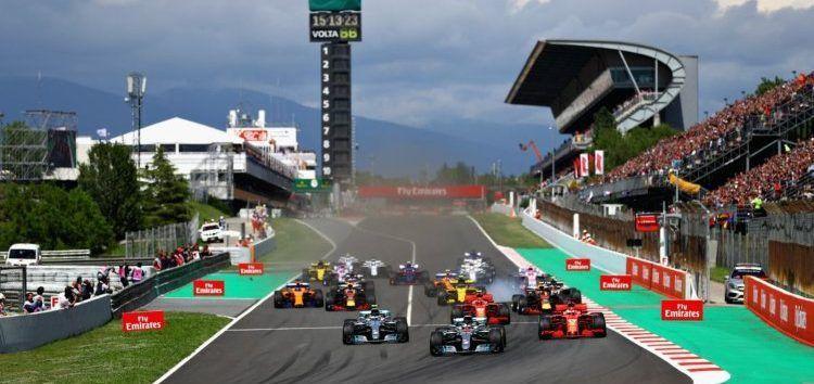 calendario 2021 Circuit Barcelona-Catalunya