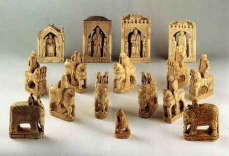 Charlemagne chess set