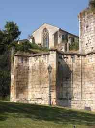 Cirauqui - Villamajor de Monjardin 13 Estella 05 church part
