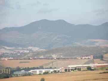 Cizur Minor 18 view on Pamplona