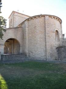 Cizur Minor 21 church 04 right side