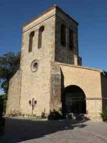Cizur Minor 22 church 05 left side