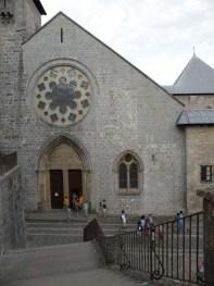 Roncesvalles 21 church
