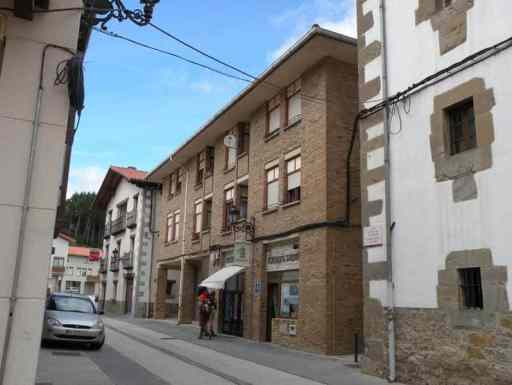 Roncesvalles - Larrasoana 10 Zubiri 03