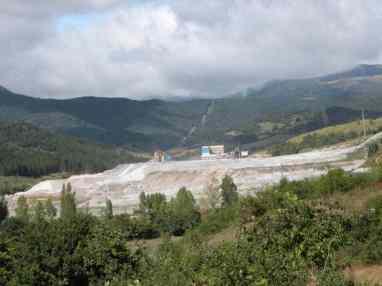 Roncesvalles - Larrasoana 13 factory