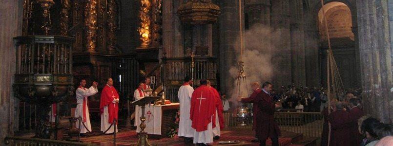Santiago Cathedral Inside