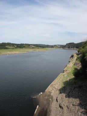 Portomarin 01 river