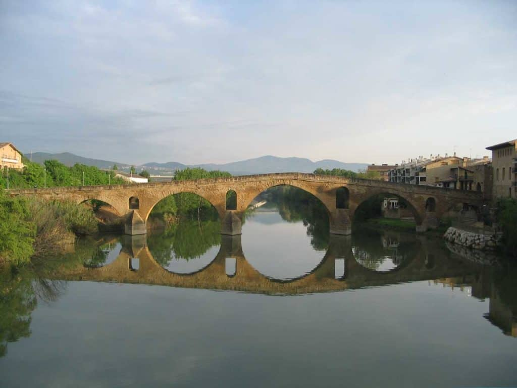 Bridge of the Queen Puente la Reina