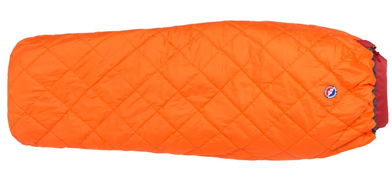 Big Agnes Cross Mountain 45 backpacking sleeping bag