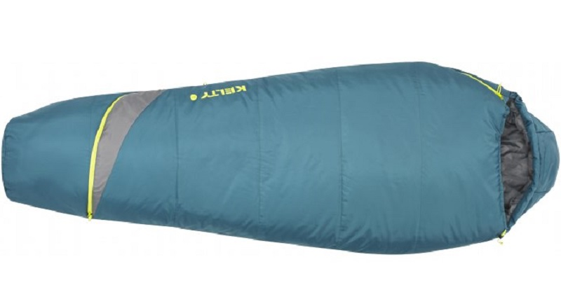 Kelty Tuck 30 Degree blue sleeping bag