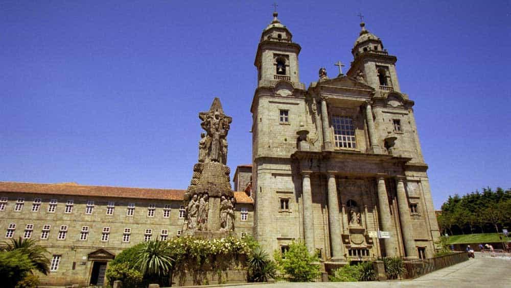 Convento de San Francisco de santiago