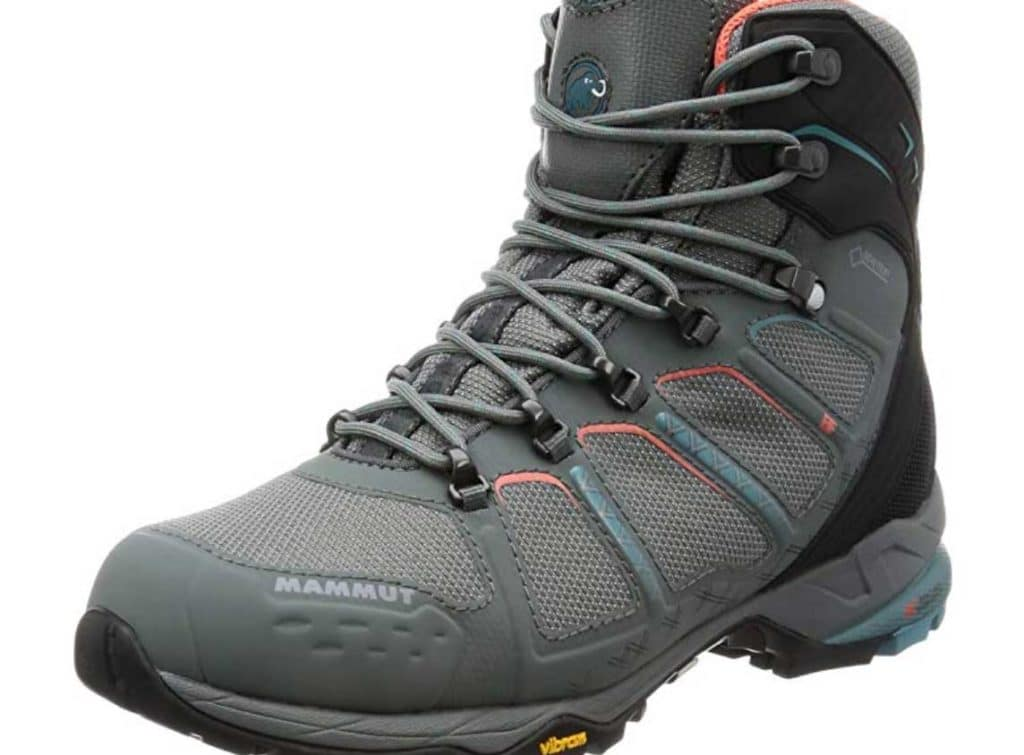 Mammut Women's T Aenergy GTX High Rise Hiking Boots