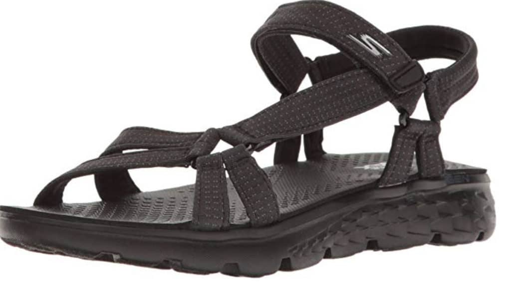 Skechers Women's On-The-go 400-Radiance Heels Sandals