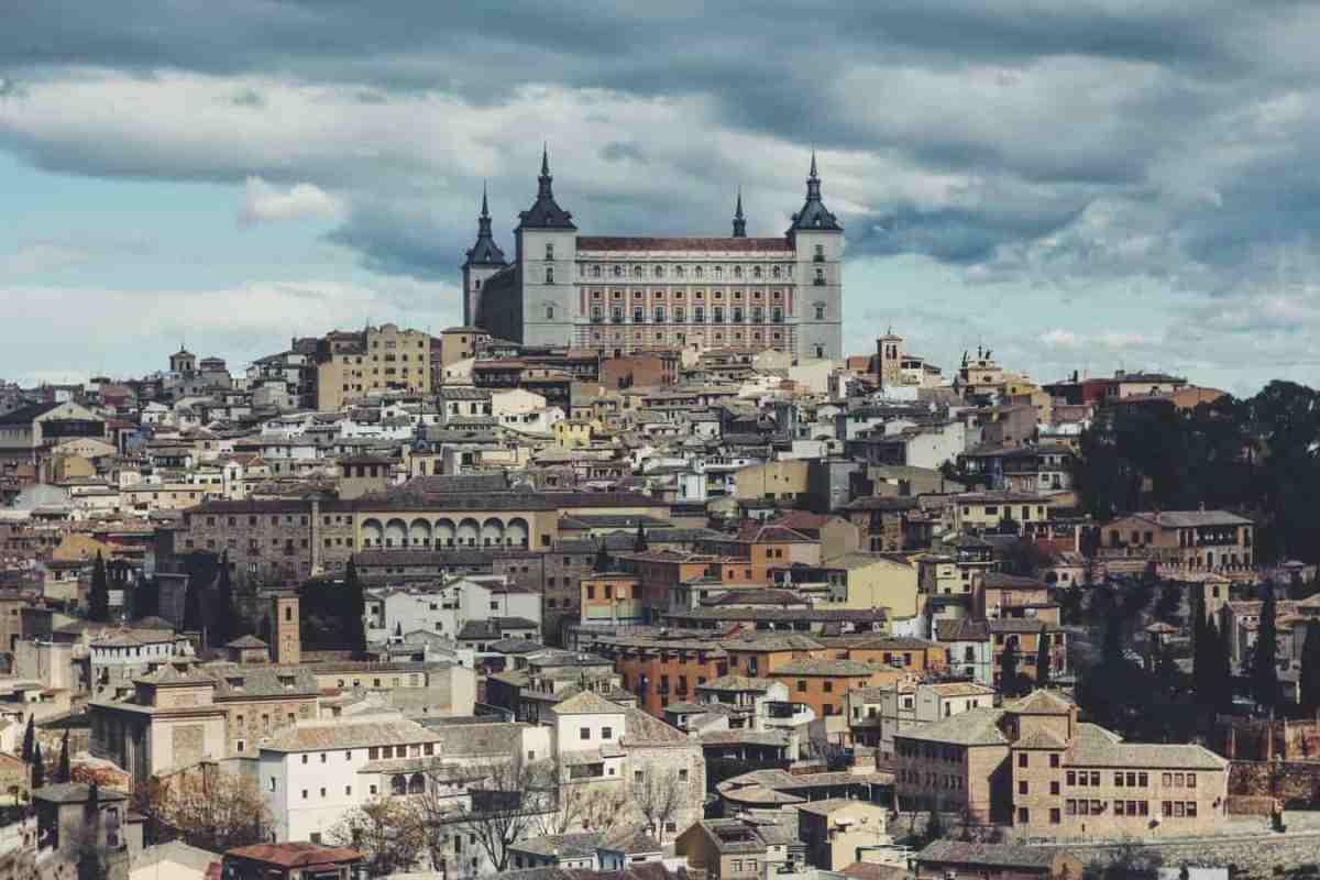 City in the Castilla y Leon region