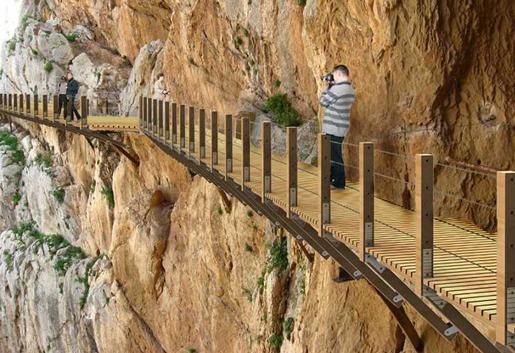 Camino del Rey 2014