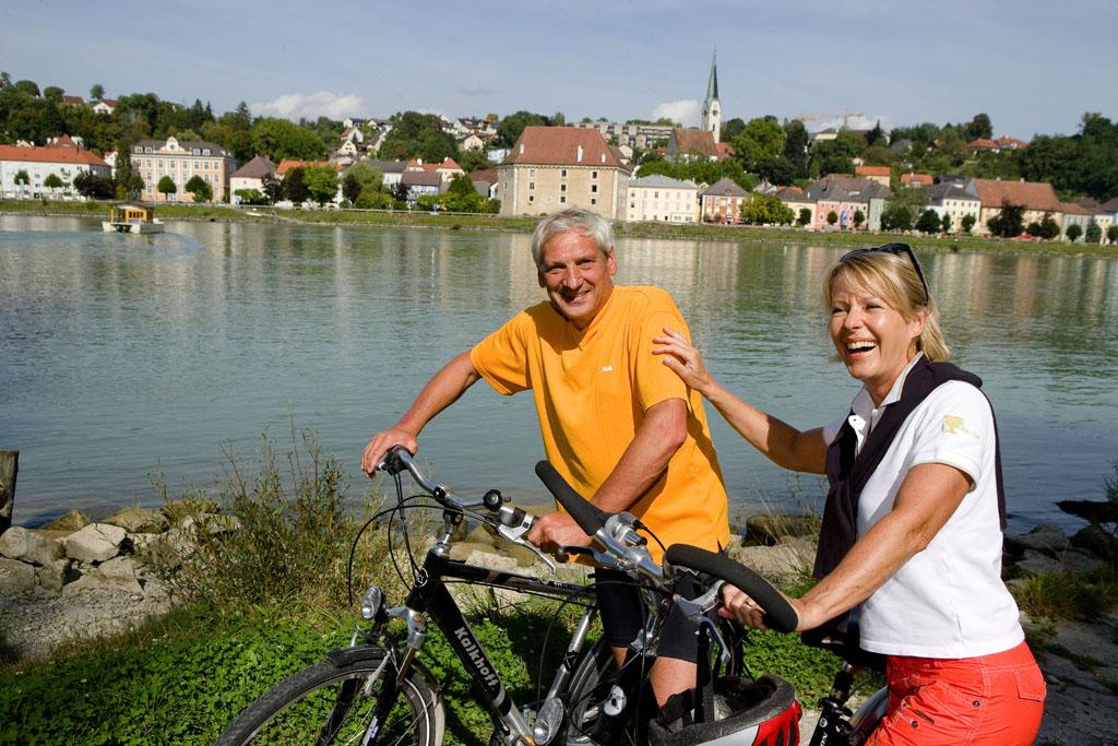 El Danubio cicloturismo