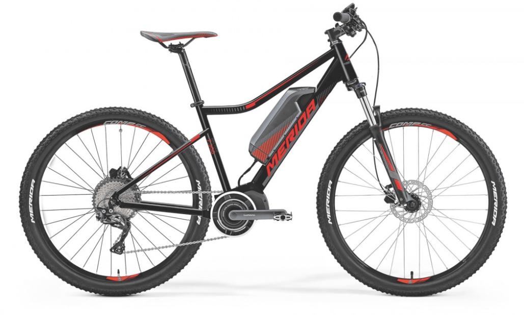 e-bike merida